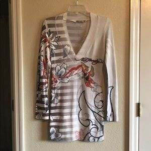 Ed Hardy Sweater dress